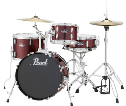 Pearl  Roadshow 4-Piece Drum Set RS584SC