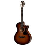 Taylor 322CE-12FRET 12-Fret Grand Concert Steel String Acoustic/Electric Guitar