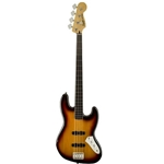 Fender®  Squier Vintage Modified Fretless Jazz Bass - 3 Tone Sunburst 030-6608-500
