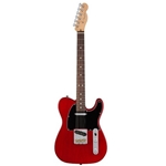 Fender®  American Pro Tele w/ Rosewood Fingerboard - Crimson Red Transparent 011-3060-738