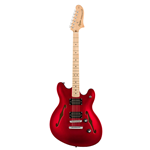 Fender®  Affinity Series Starcaster w/ Maple Fingerboard - Candy Apple Red 037-0590-509