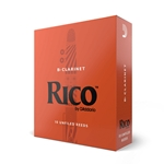Rico  Bb Clarinet Reeds - Box of 10 RCA1020