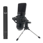 CAD GXL1800SP Studio Pack with GXL1800 Side Address & GXL800 Small Diaphragm Recording Microphone Set