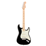 Fender®  American Professional Series Stratocaster w/ Maple Neck - Black 011-3012-706
