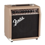 Fender®  Acoustasonic 15 Guitar Combo Amplifier (231-3700-000)