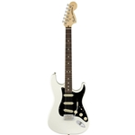 Fender®  American Performer Stratocaster Arctic White Rosewood Fingerboard with Gig Bag (011-4910-380)