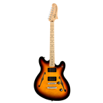 Fender®  Affinity Series Starcaster Electric Guitar w/ Maple Fingerboard - 3-Color Sunburst 037-0590-500